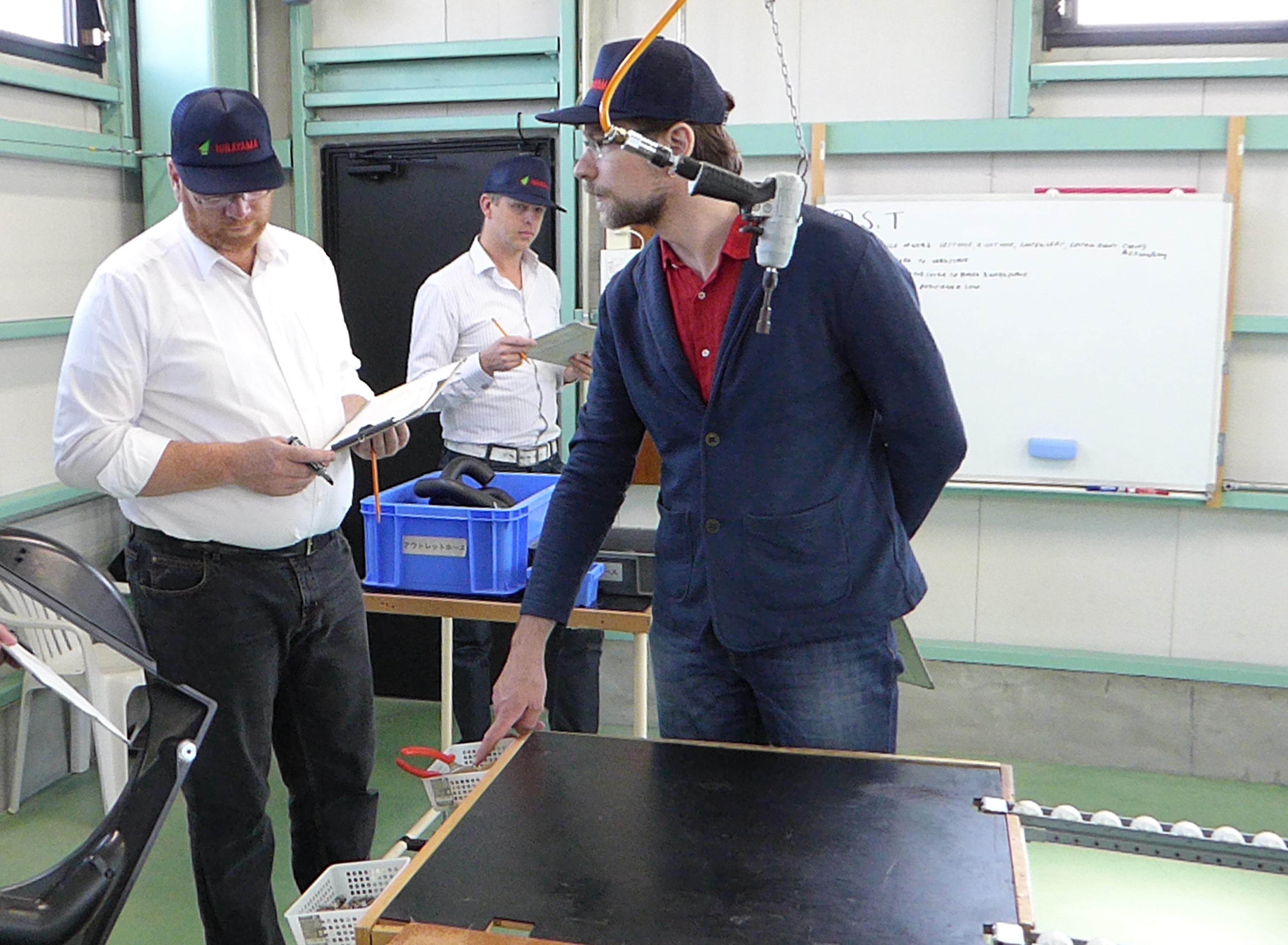 Mokomės iš geriausiųjų – Lean studijų kelionė į Japoniją
