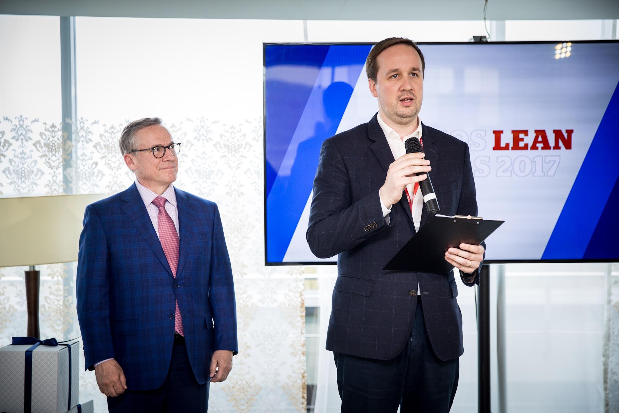 Trečią kartą apdovanotos geriausios Lean praktikos Lietuvos įmonėse