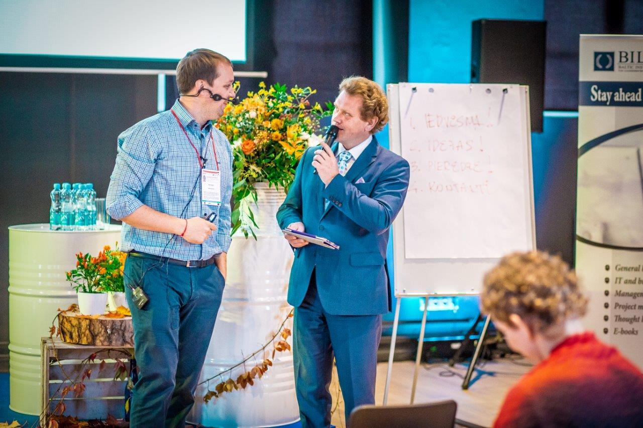 Verslo efektyvumo konferencija Latvijoje: Baltijos šalyse tikimasi Lean taikymo proveržio