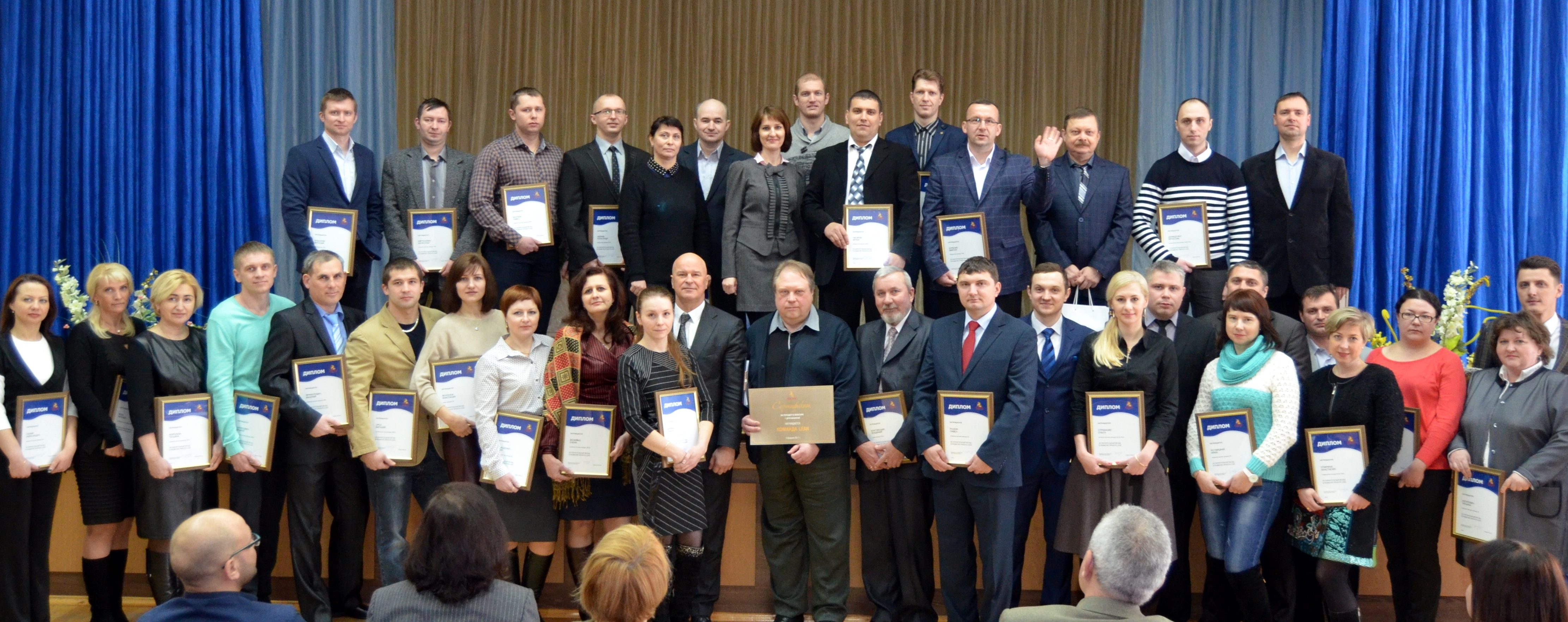 Determination of Lidskoe Pivo employees to improve results by stunning achievements in just one year