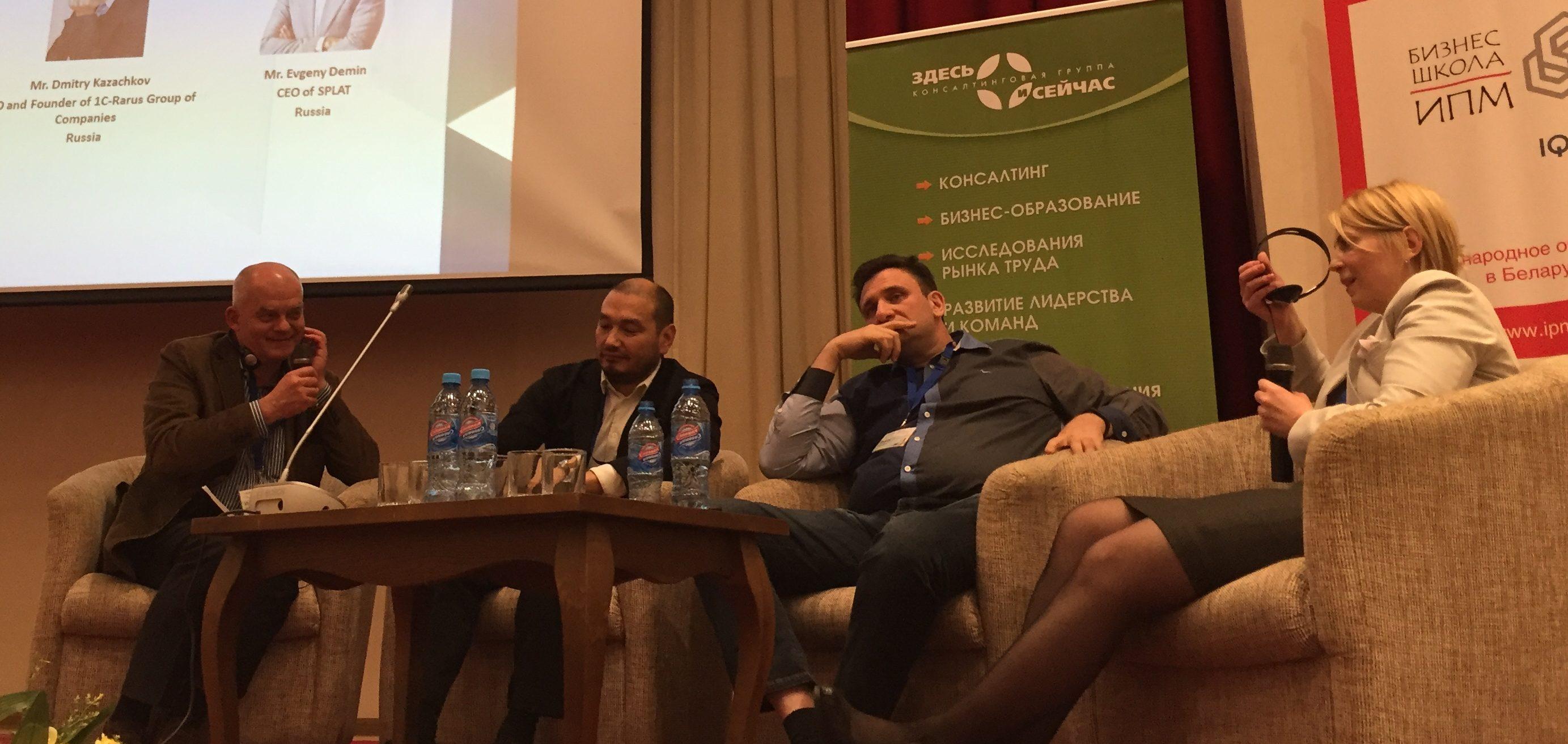 Specialistai iš viso pasaulio įvertino akademikų ir verslininkų bendradarbiavimo svarbą