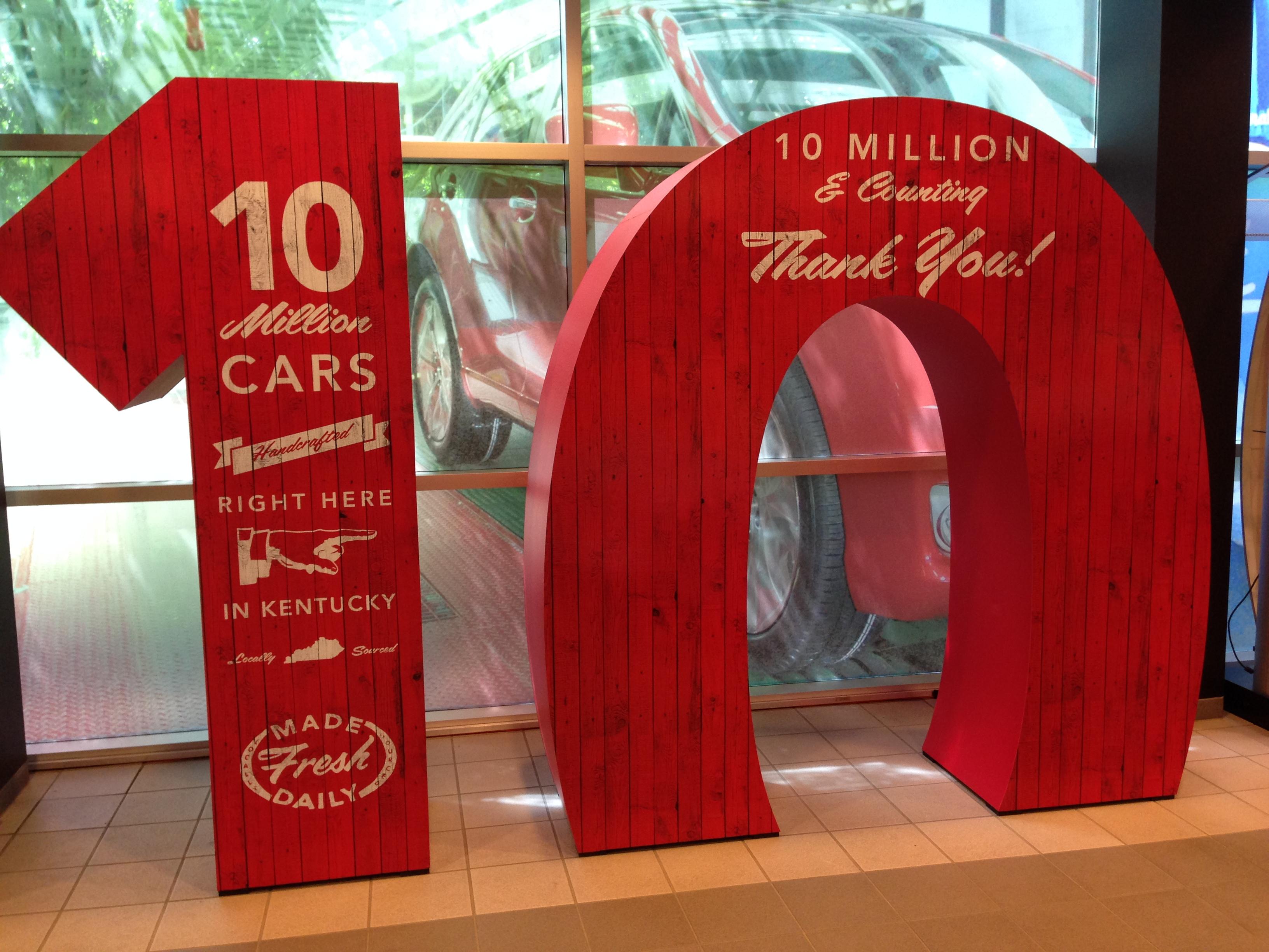 Automobilis per 54 sekundes – Toyota gamyklos Kentukyje kasdienybė