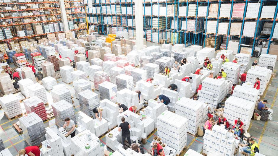 The gigantic success story of Girteka Logistics