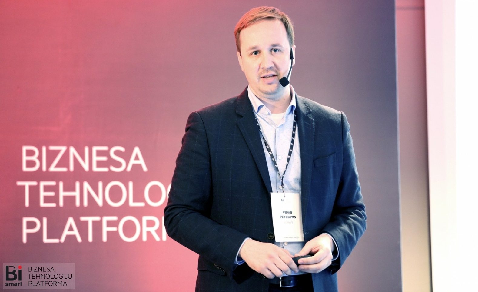 "Manager of Lean.lv Vidas Petraitis Participates in the Business Technology Platform BiSmart Conference ""Finance Profession Masterclass"""
