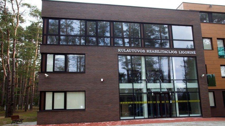 Kulautuvos reabilitacijos ligoninė - pirmoji gydymo įstaiga Lietuvoje, veikianti pagal Lean principus