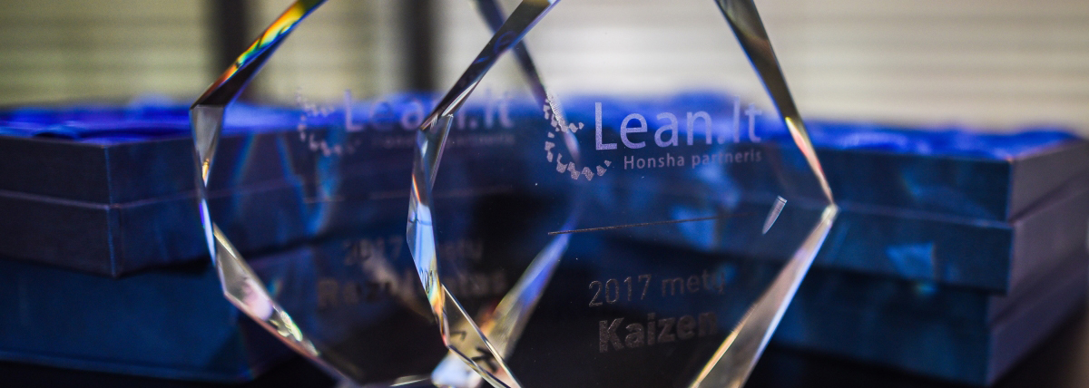 Fourth awards of companies most successful in Lean implementation