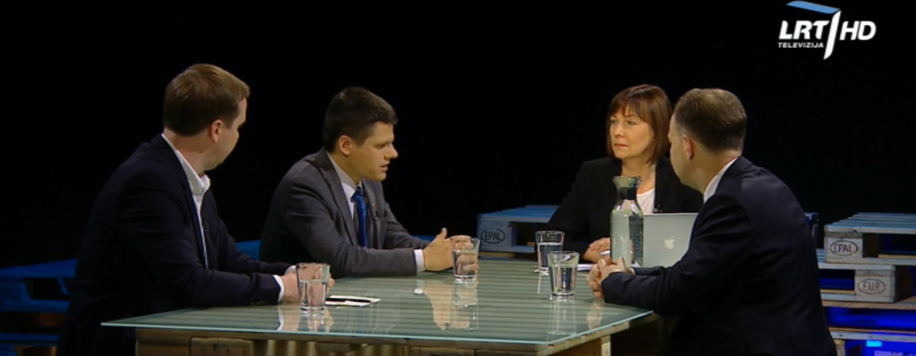 """LRT TV laidoje """"Teisė žinoti"""" – diskusija apie sveikatos apsaugos efektyvumą"""