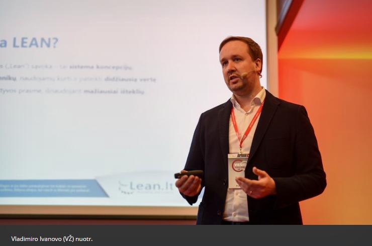 """Kaip """"Lean"""" padeda įveikti kultūrinius skirtumus ir tapti efektyvia organizacija"""